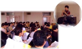 健康教室開催